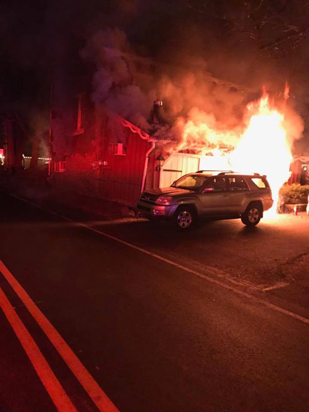 "<div class=""meta image-caption""><div class=""origin-logo origin-image none""><span>none</span></div><span class=""caption-text"">A fire broke out at the Nut Kettle at Peddler's Village. (Solebury Township Police)</span></div>"