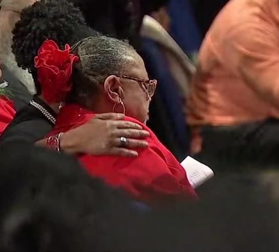 <div class='meta'><div class='origin-logo' data-origin='KTRK'></div><span class='caption-text' data-credit=''>Funeral service for slain Alief ISD board member Dedre Jefferson</span></div>