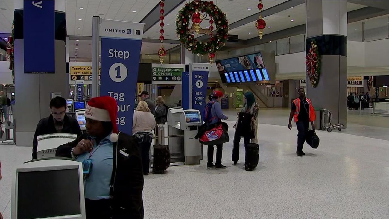 Bush Airport terminal cam