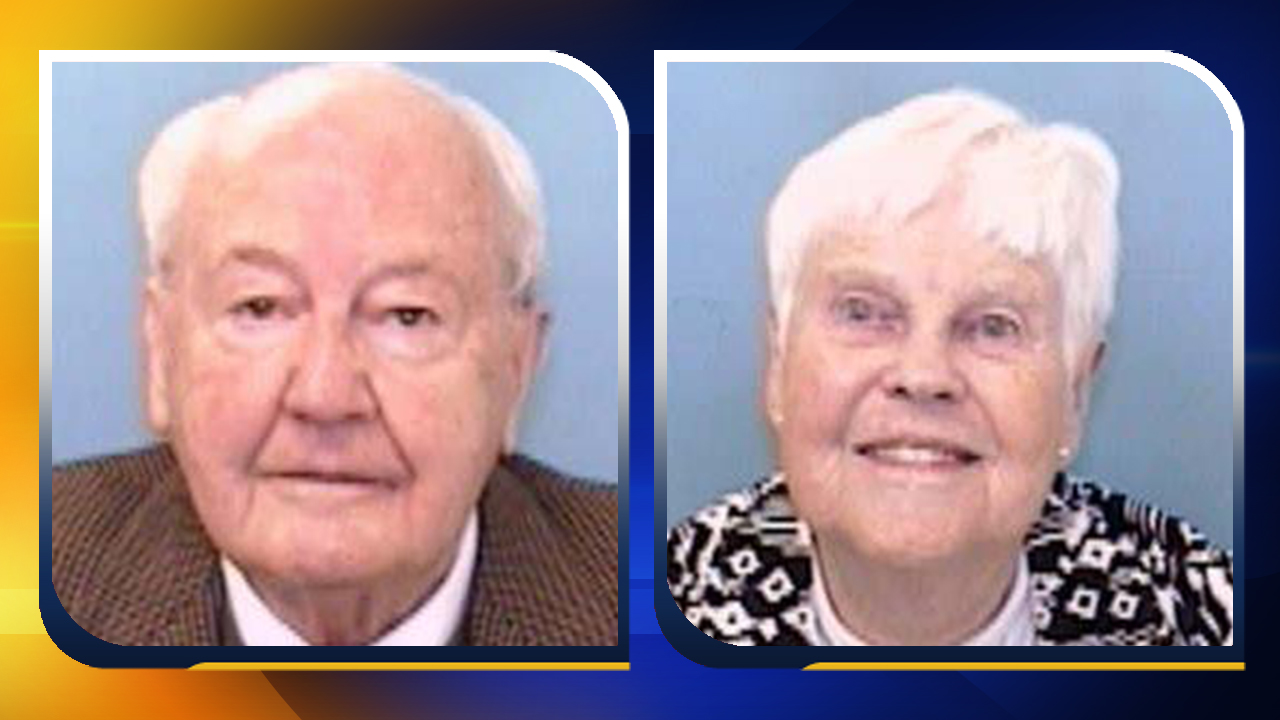 Left: James Benjamin Wagner; Right: Karen Zeuthen Wagner