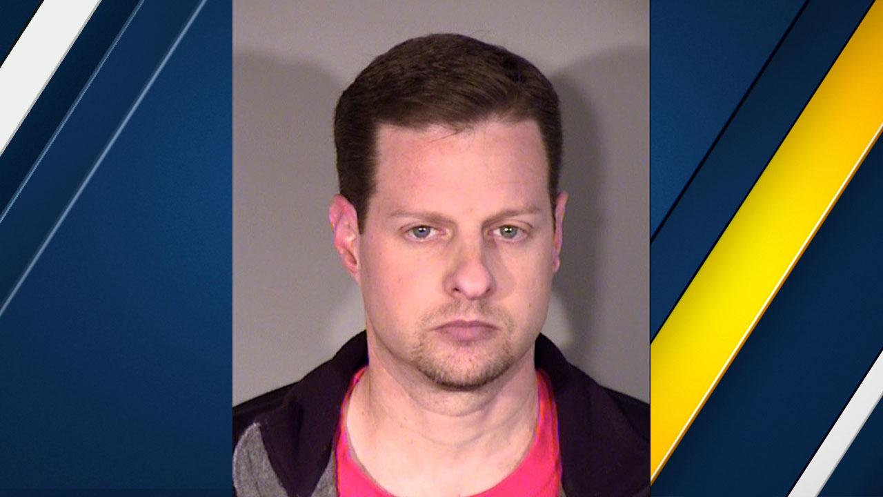 Matthew David Myers, 39, of Oak Park, is shown in a mugshot.