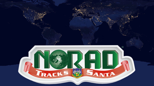 track santa claus across the globe with the norad santa tracker