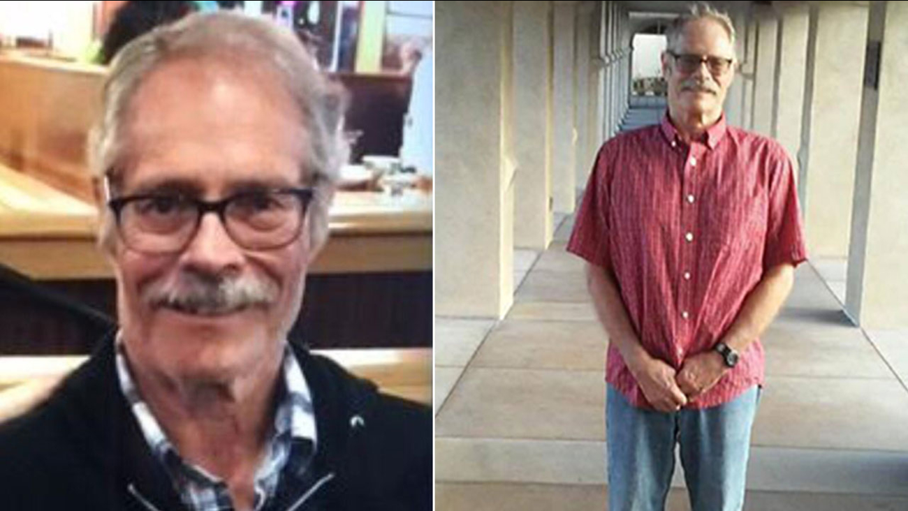 Joseph Samperi, who has memory loss and needs medication, has been missing in the Laguna Woods area.