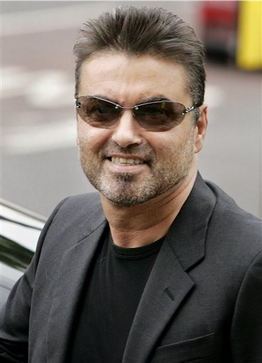 <div class='meta'><div class='origin-logo' data-origin='AP'></div><span class='caption-text' data-credit='AP Photo/Kirsty Wigglesworth, file'>Musician George Michael arrives at Brent magistrates court in London, in this June 8, 2007, file photo.</span></div>