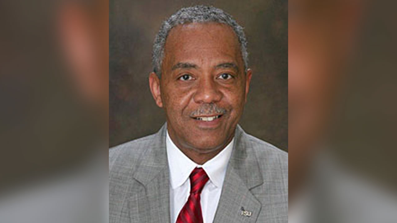 Fayetteville State Chancellor James Anderson (image courtesy FSU)