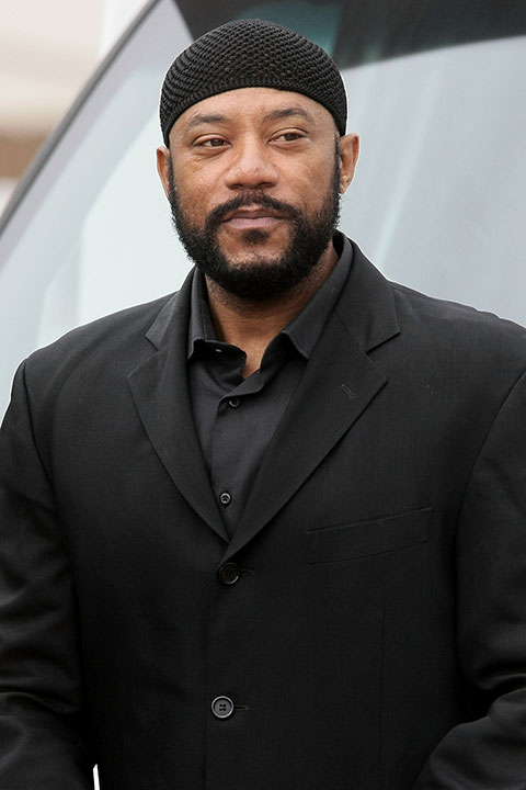 <div class='meta'><div class='origin-logo' data-origin='none'></div><span class='caption-text' data-credit='Jerod Harris/Getty Images'>Ricky Harris, a comedian and actor known for his recurring role on the sitcom ''Everybody Hates Chris,'' died Dec. 26, 2016. He was 54.</span></div>