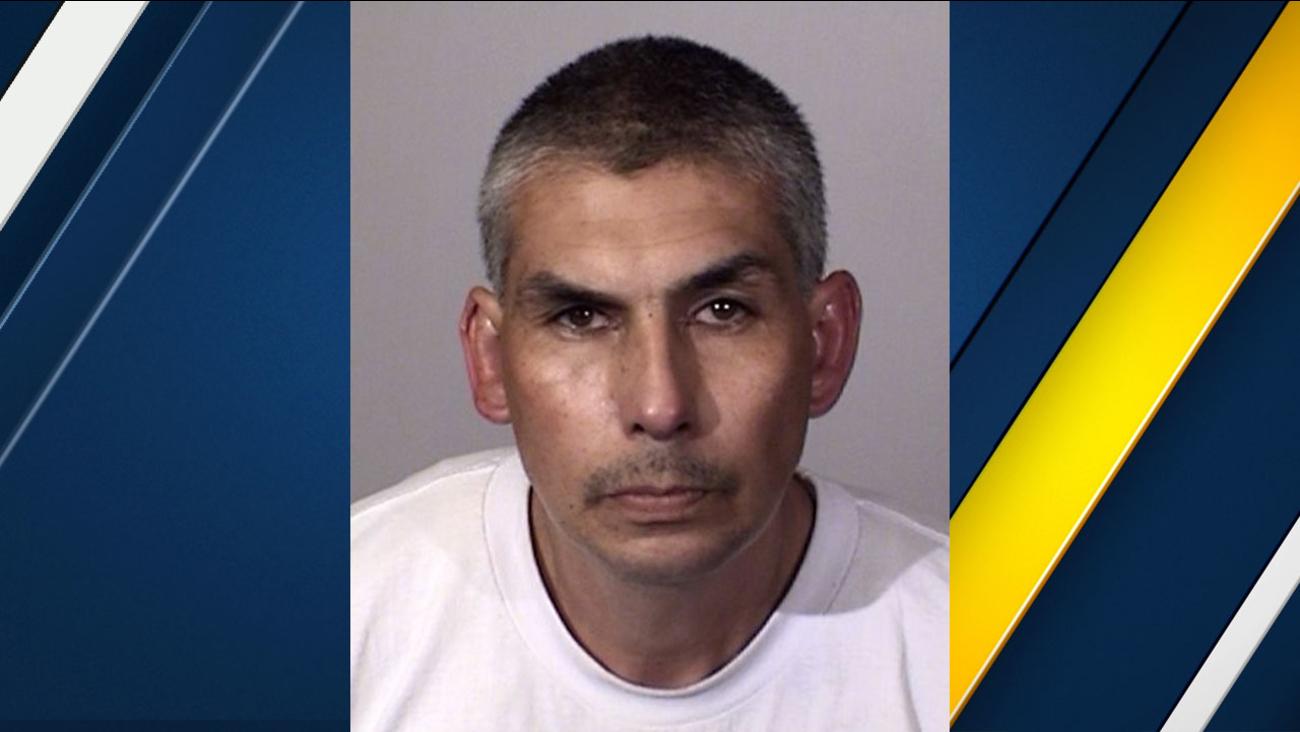Daniel Miramontes, 41, is shown in a mugshot.