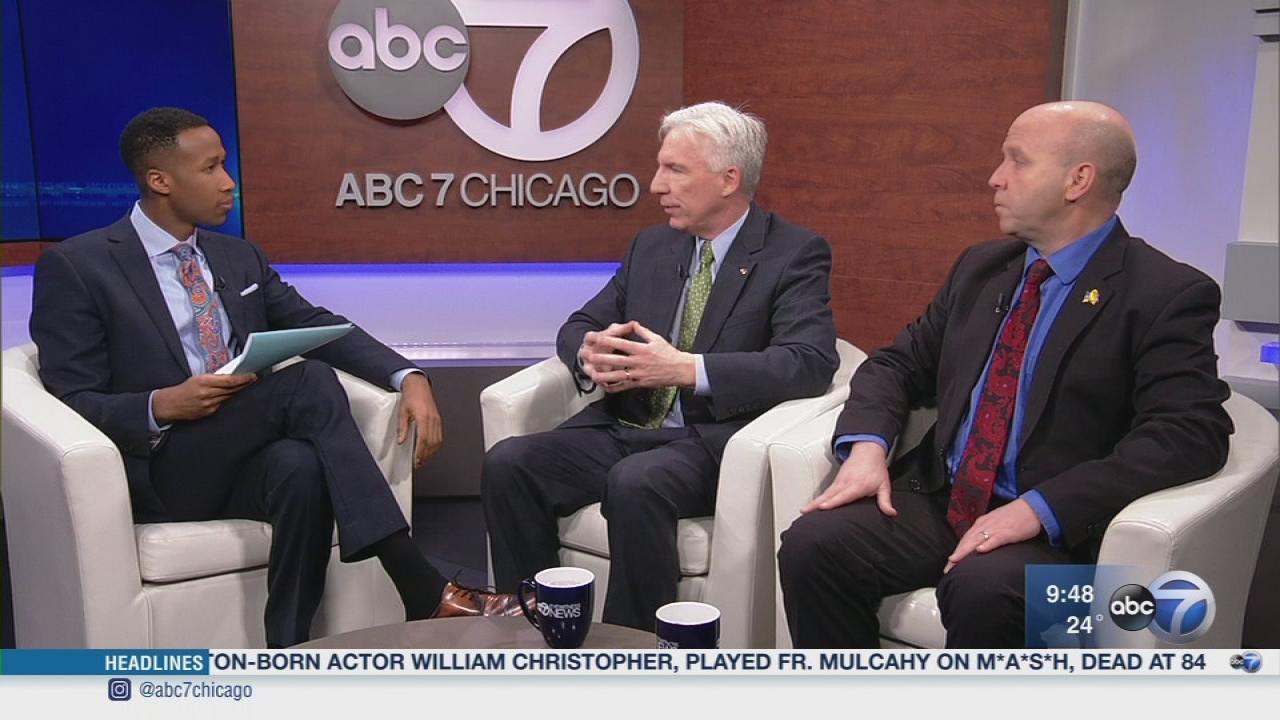 Newsviews Part 1: New Illinois laws