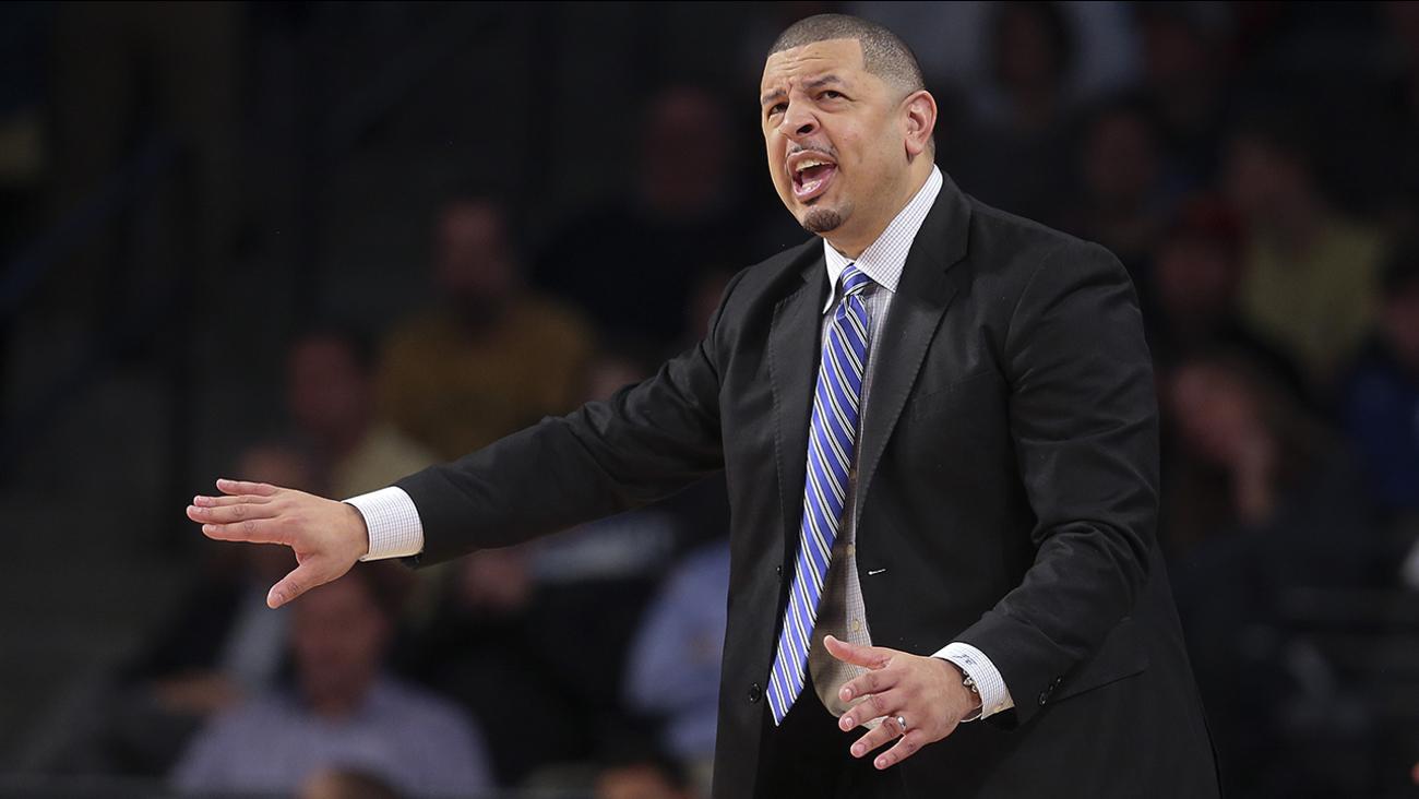 Duke associate head coach Jeff Capel