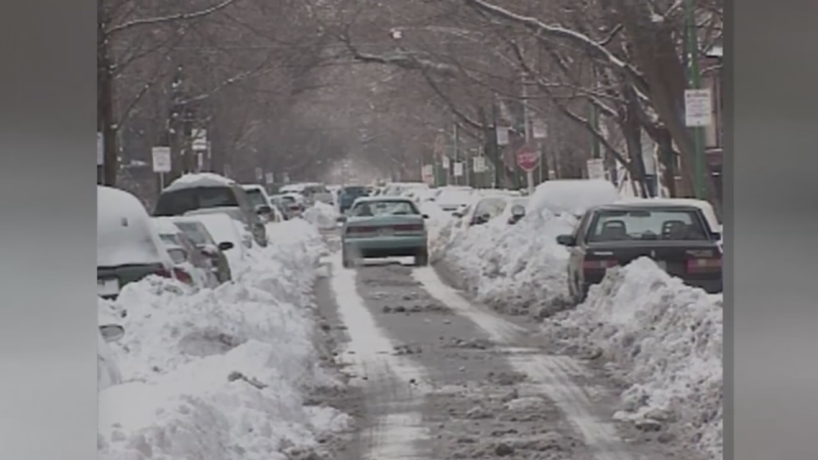 Blizzard Of 1999 Among Worst In Chicago History Abc7 Chicago