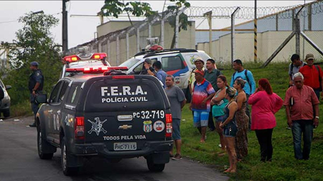 brazil prison riot