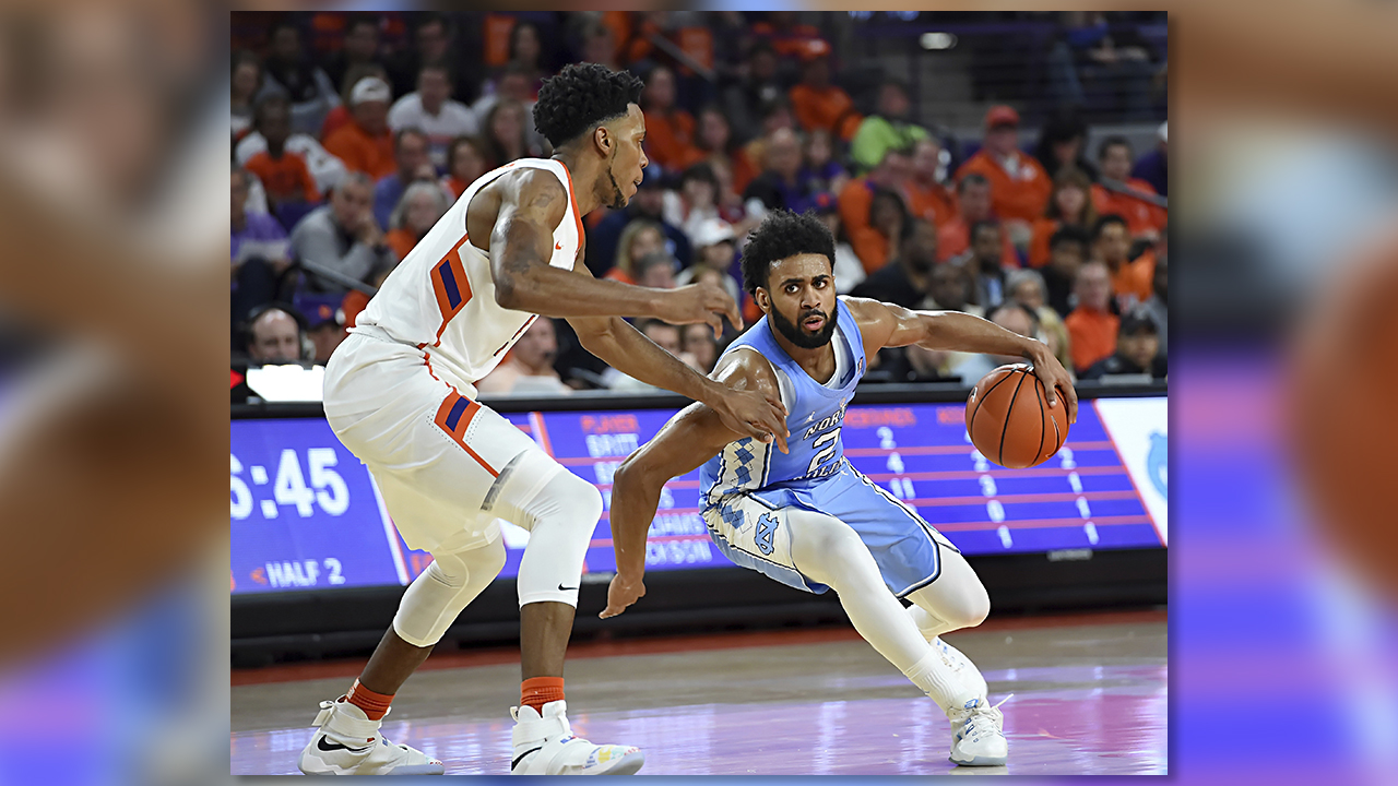 Joel Berry II had a career-high 31 points for the Tar Heels on Tuesday night.