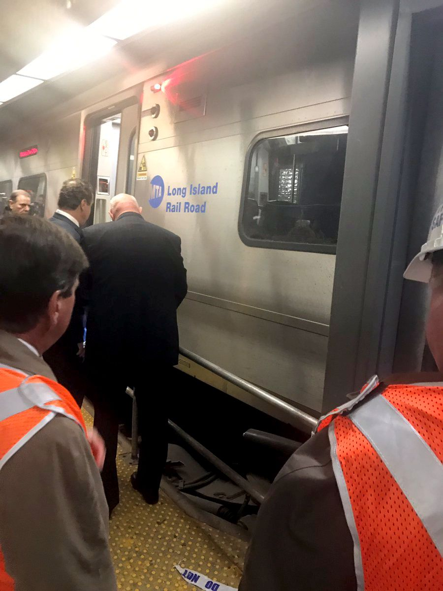 "<div class=""meta image-caption""><div class=""origin-logo origin-image none""><span>none</span></div><span class=""caption-text"">New York Gov. Andrew Cuomo tours the site of a LIRR train crash in Brooklyn, New York, on Wednesday, Jan. 4, 2017. (Photo/Gov. Andrew Cuomo's office)</span></div>"