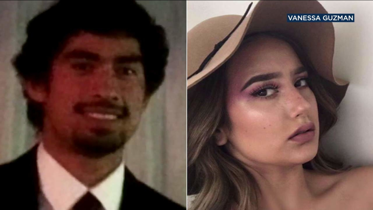 Brian Fernandez and Olivia Hannah Gonzalez are seen in undated photos.