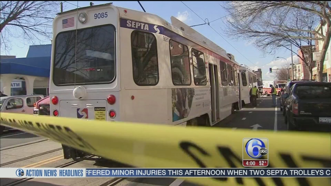 46 injured in septa trolley collision in west philadelphia | 6abc