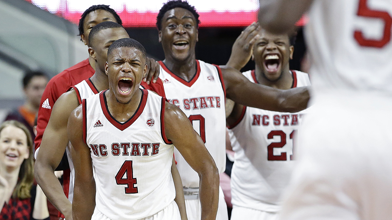 N.C. State had a huge bounce-back win over Virginia Tech.
