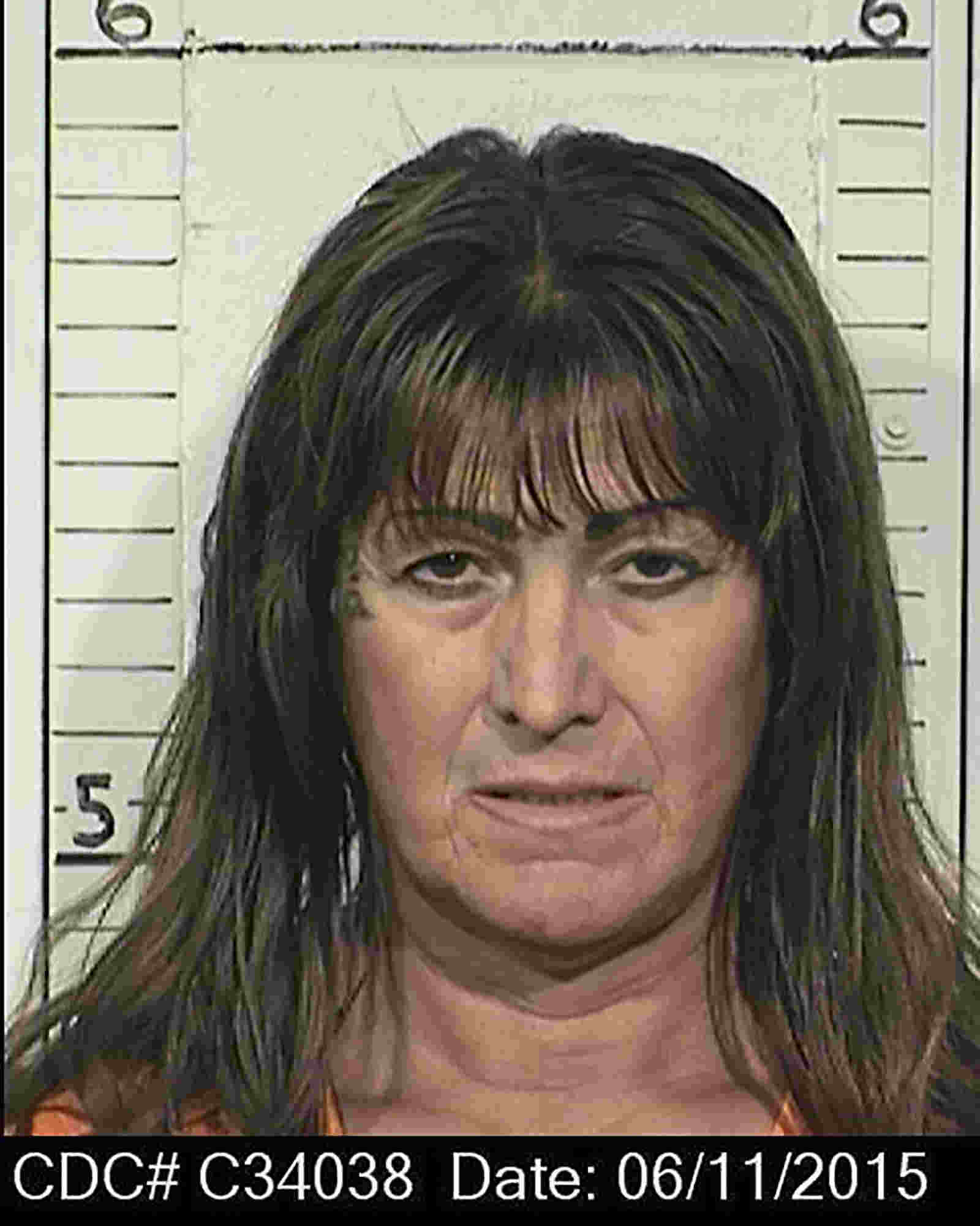 California inmate Shiloh Heavenly Quine is seen in this undated image.