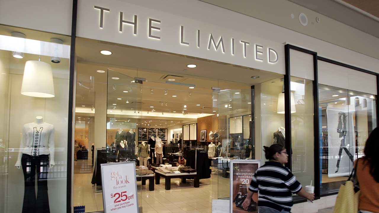 The Limited just shut all of its stores