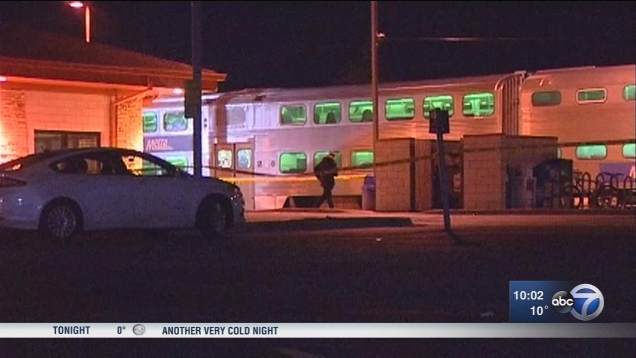 Gurnee man fatally shot by police on Metra train in Deerfield