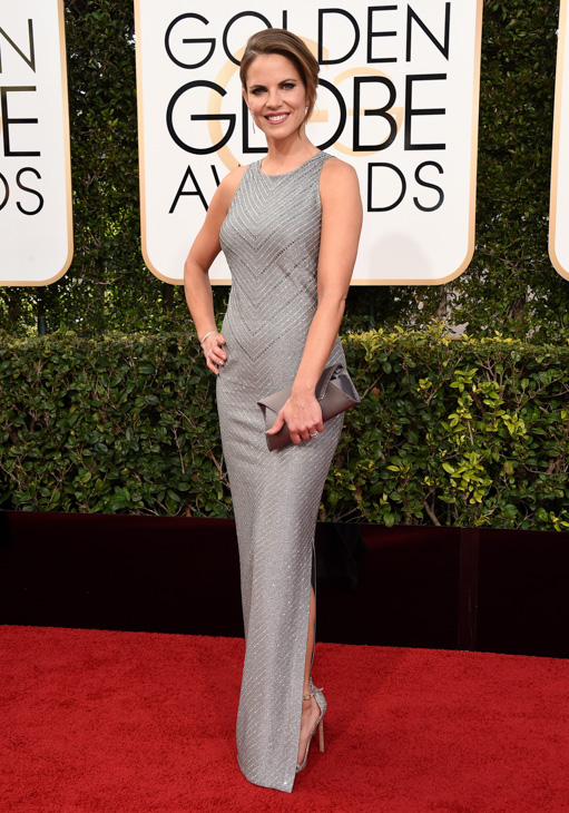 <div class='meta'><div class='origin-logo' data-origin='none'></div><span class='caption-text' data-credit='Jordan Strauss/Invision/AP'>Natalie Morales arrives at the 74th annual Golden Globe Awards at the Beverly Hilton Hotel on Sunday, Jan. 8, 2017, in Beverly Hills, Calif.</span></div>
