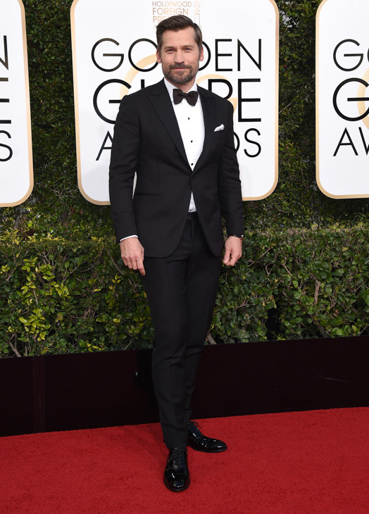 <div class='meta'><div class='origin-logo' data-origin='none'></div><span class='caption-text' data-credit='Jordan Strauss/Invision/AP'>Nikolaj Coster-Waldau arrives at the 74th annual Golden Globe Awards at the Beverly Hilton Hotel on Sunday, Jan. 8, 2017, in Beverly Hills, Calif.</span></div>