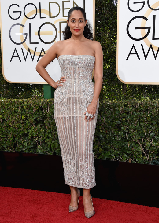 "<div class=""meta image-caption""><div class=""origin-logo origin-image none""><span>none</span></div><span class=""caption-text"">Tracee Ellis Ross arrives at the 74th annual Golden Globe Awards at the Beverly Hilton Hotel on Sunday, Jan. 8, 2017, in Beverly Hills, Calif. (Jordan Strauss/Invision/AP)</span></div>"