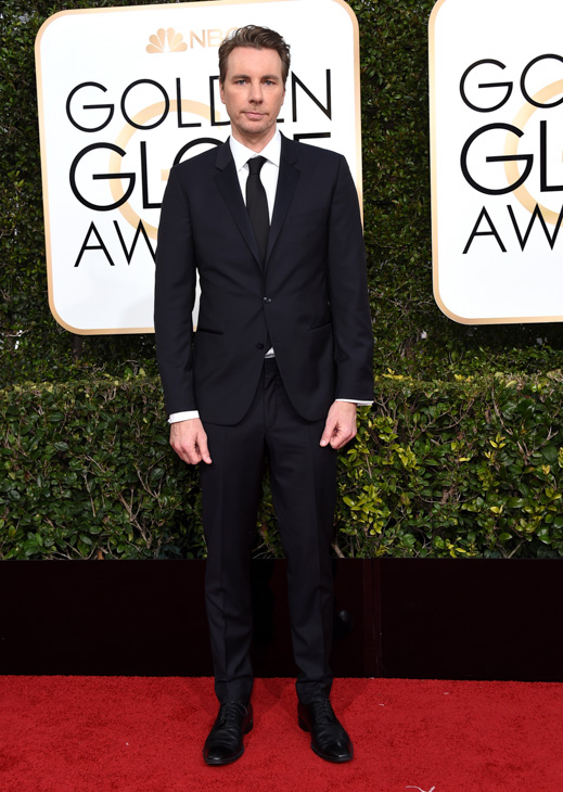 <div class='meta'><div class='origin-logo' data-origin='none'></div><span class='caption-text' data-credit='Jordan Strauss/Invision/AP'>Dax Shepard arrives at the 74th annual Golden Globe Awards at the Beverly Hilton Hotel on Sunday, Jan. 8, 2017, in Beverly Hills, Calif.</span></div>