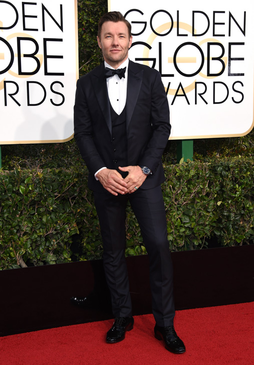 "<div class=""meta image-caption""><div class=""origin-logo origin-image none""><span>none</span></div><span class=""caption-text"">Joel Edgerton arrives at the 74th annual Golden Globe Awards at the Beverly Hilton Hotel on Sunday, Jan. 8, 2017, in Beverly Hills, Calif. (Jordan Strauss/Invision/AP)</span></div>"