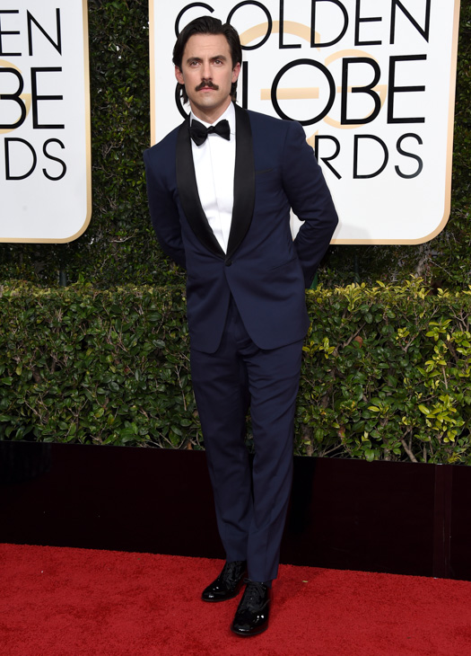"<div class=""meta image-caption""><div class=""origin-logo origin-image none""><span>none</span></div><span class=""caption-text"">Milo Ventimiglia arrives at the 74th annual Golden Globe Awards at the Beverly Hilton Hotel on Sunday, Jan. 8, 2017, in Beverly Hills, Calif. (Jordan Strauss/Invision/AP)</span></div>"