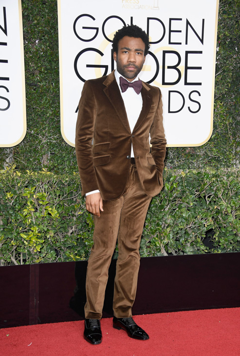 "<div class=""meta image-caption""><div class=""origin-logo origin-image none""><span>none</span></div><span class=""caption-text"">Actor Donald Glover attends the 74th Annual Golden Globe Awards at The Beverly Hilton Hotel on January 8, 2017 in Beverly Hills, California. (Frazer Harrison/Getty Images)</span></div>"