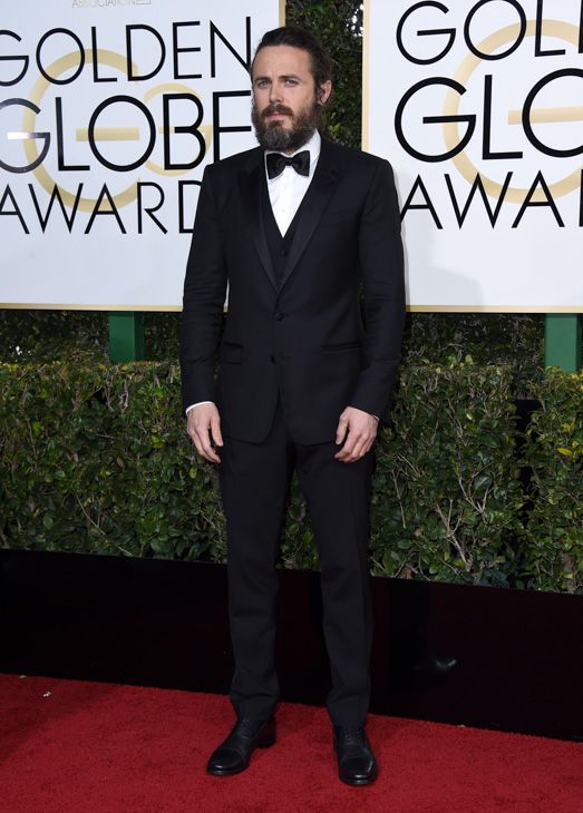 "<div class=""meta image-caption""><div class=""origin-logo origin-image none""><span>none</span></div><span class=""caption-text"">Casey Affleck arrives at the 74th annual Golden Globe Awards at the Beverly Hilton Hotel on Sunday, Jan. 8, 2017, in Beverly Hills, Calif. (Jordan Strauss/Invision/AP)</span></div>"
