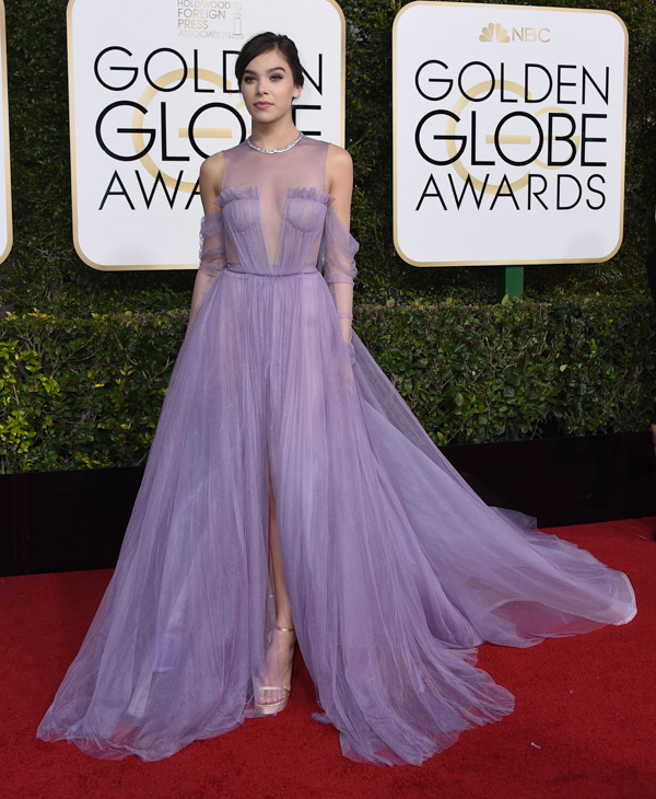 Golden globes fashions red carpet 70