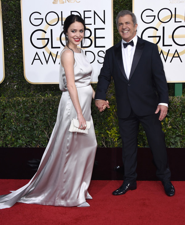 "<div class=""meta image-caption""><div class=""origin-logo origin-image none""><span>none</span></div><span class=""caption-text"">Rosalind Ross, left, and Mel Gibson arrive at the 74th annual Golden Globe Awards at the Beverly Hilton Hotel on Sunday, Jan. 8, 2017, in Beverly Hills, Calif. (Jordan Strauss/Invision/AP)</span></div>"