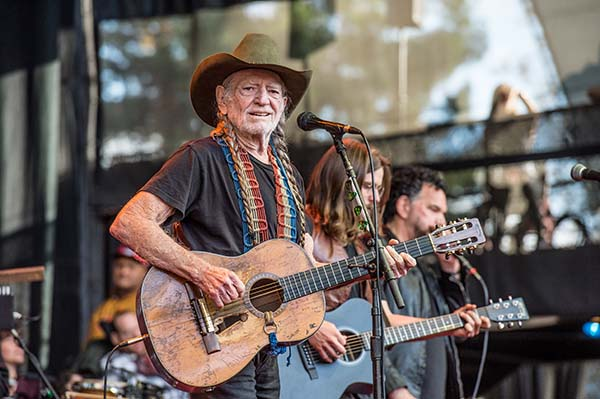 <div class='meta'><div class='origin-logo' data-origin='AP'></div><span class='caption-text' data-credit='Amy Harris/Invision/AP'>Willie Nelson performs at the 30th Annual Bridge School Benefit Concert at the Shoreline Amphitheater on Sunday, Oct. 23, 2016, in Mountain View, Calif.</span></div>
