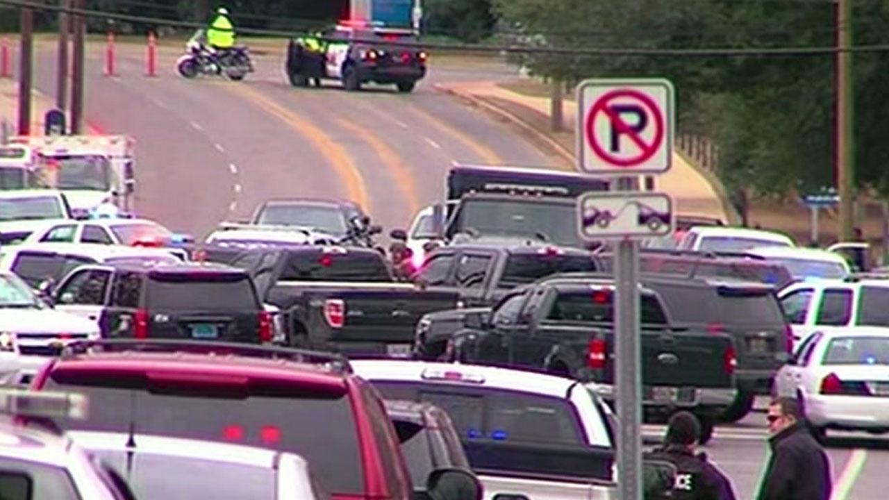 Tuscaloosa hostage situation