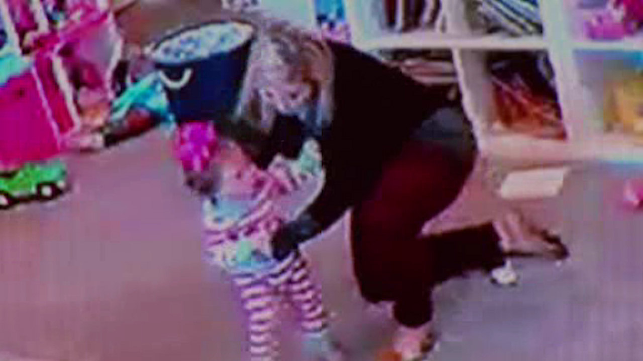 Choking Scare Caught On Camera Mom Wants All Parents To Take Cpr