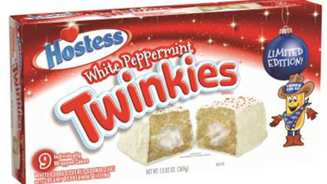 Recall issued for holiday Twinkies