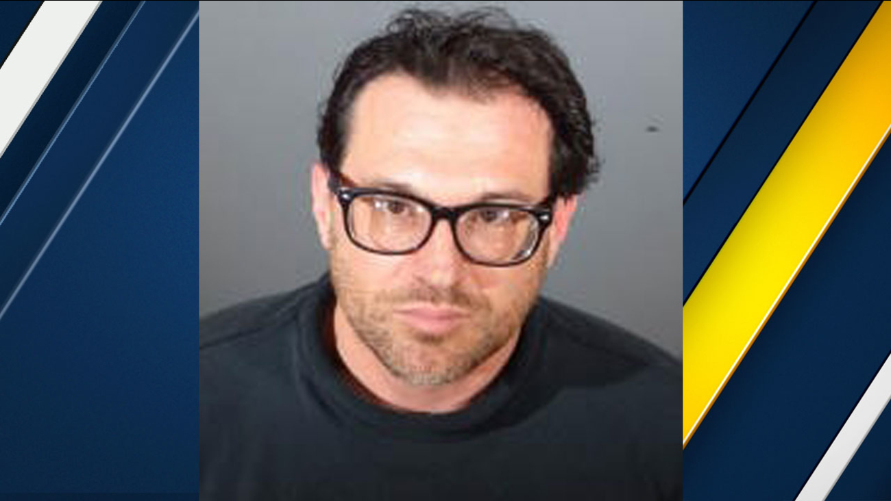 Brian Lee Ward, 46, who was accused of having a sexual relationship with a student at a high school in Montebello.