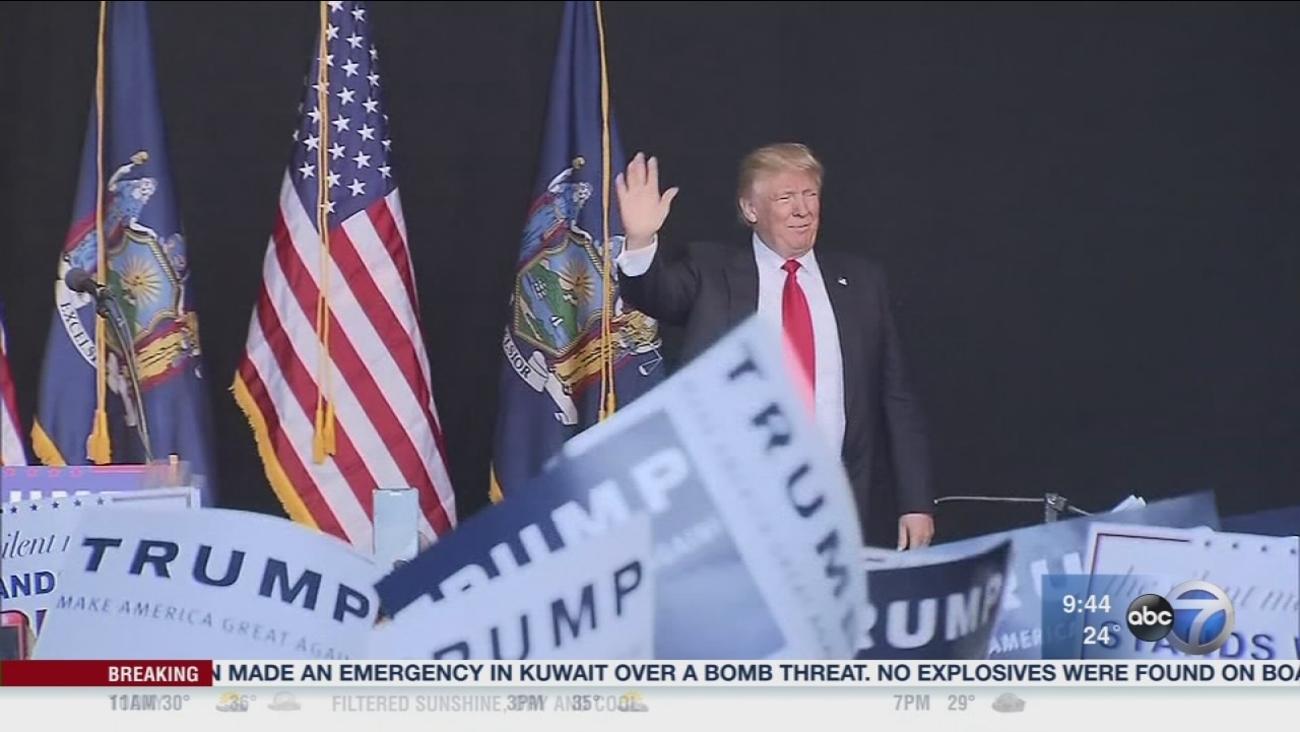 Newsviews Part1: What are Donald Trump's priorities?