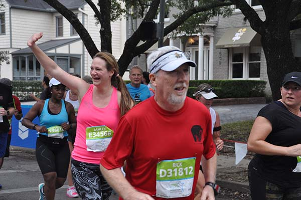 <div class='meta'><div class='origin-logo' data-origin='none'></div><span class='caption-text' data-credit=''>Athletes took to the streets of Houston for the Chevron Houston Marathon and Aramco Houston Half Marathon, Sunday, January 15, 2017.</span></div>