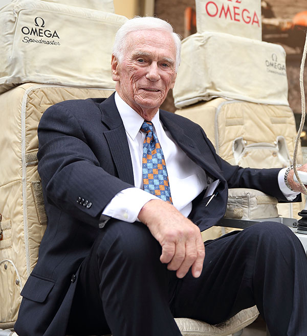 <div class='meta'><div class='origin-logo' data-origin='none'></div><span class='caption-text' data-credit='Mike Marsland/WireImage/Getty Images'>Former NASA astronaut Gene Cernan, known as the last man to walk on the moon, died Jan. 16, 2017 at the age of 82.</span></div>