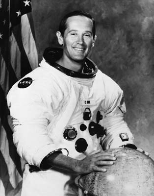 <div class='meta'><div class='origin-logo' data-origin='KTRK'></div><span class='caption-text' data-credit=''>Charles Moss &#34;Charlie&#34; Duke, Jr. is an American engineer, retired U.S. Air Force officer, test pilot, and a former astronaut for NASA.</span></div>