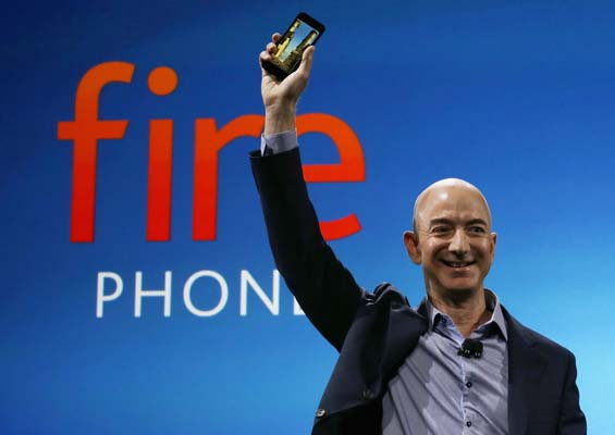 "<div class=""meta image-caption""><div class=""origin-logo origin-image none""><span>none</span></div><span class=""caption-text"">CEO Jeff Bezos introduces the new Amazon Fire Phone in Seattle. (AP Photo/Ted S. Warren, File) (AP)</span></div>"