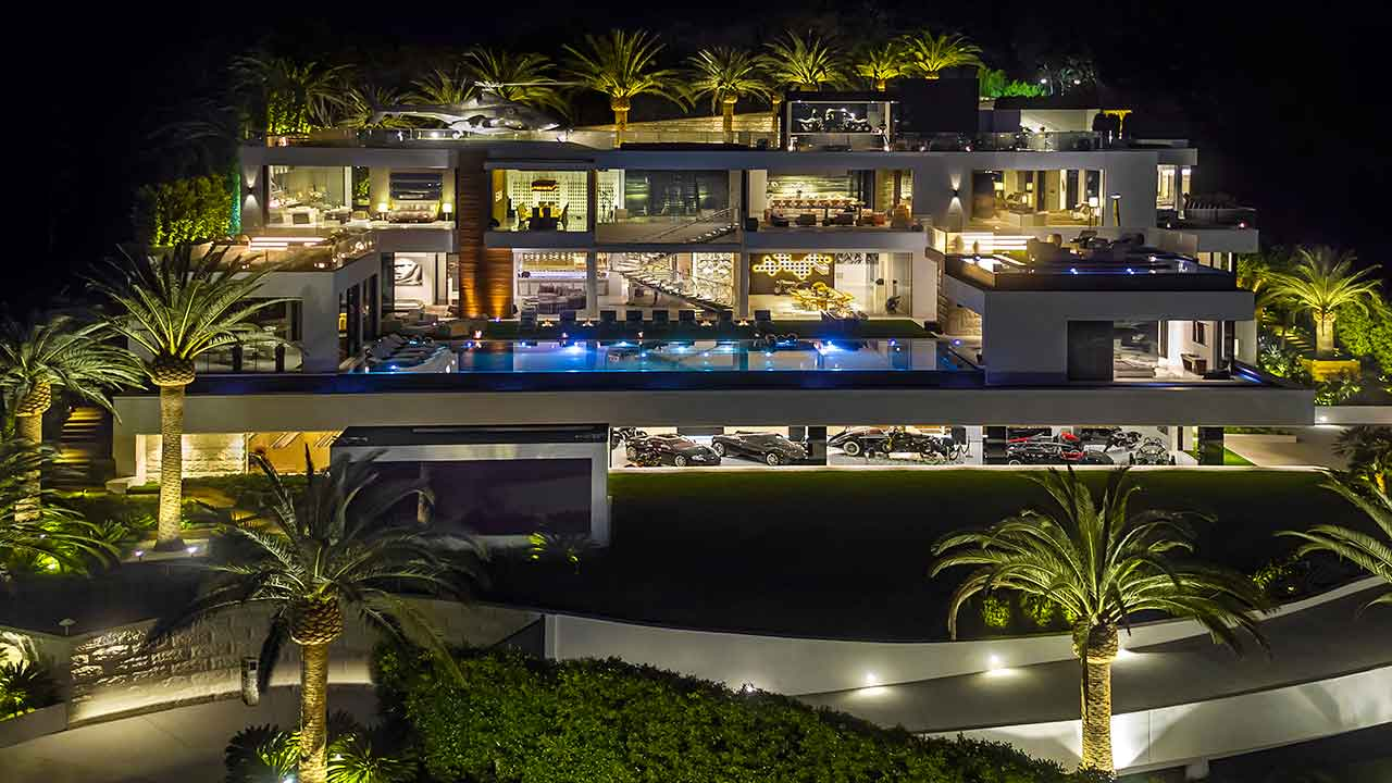 PHOTOS: Most Expensive House For Sale In The U.S. Costs $250M |  Abc7chicago.com