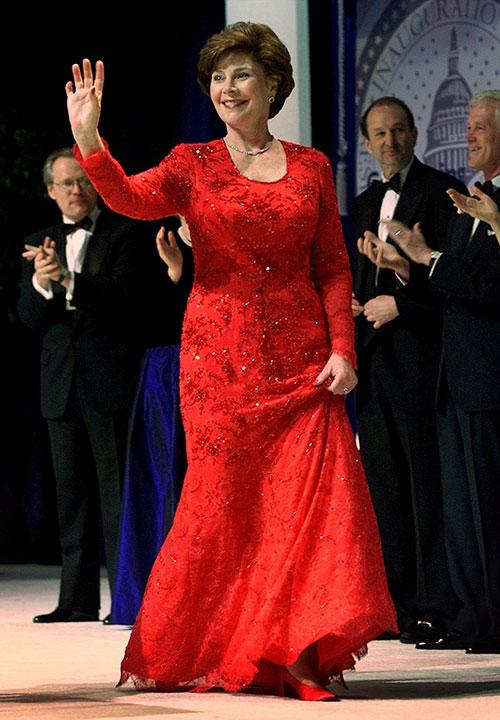 PHOTOS: First lady inaugural ball fashion through the years | 6abc.com