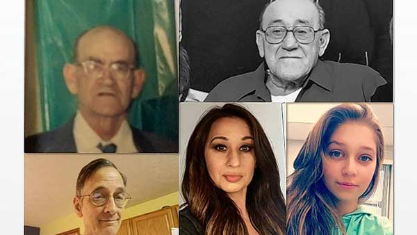 5 generations of one family share one birthday Thursday