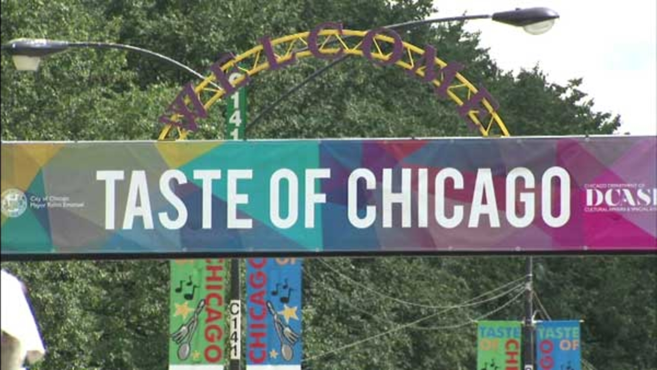 Taste Of Chicago 2018 Music Lineup Announced Includes Flaming Lips