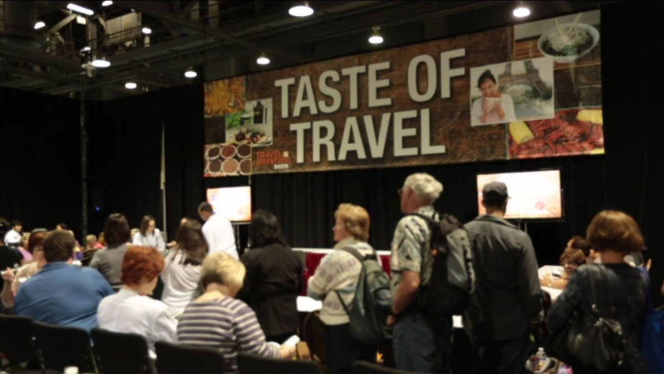 Image result for CHICAGO TRAVEL & ADVENTURE SHOW
