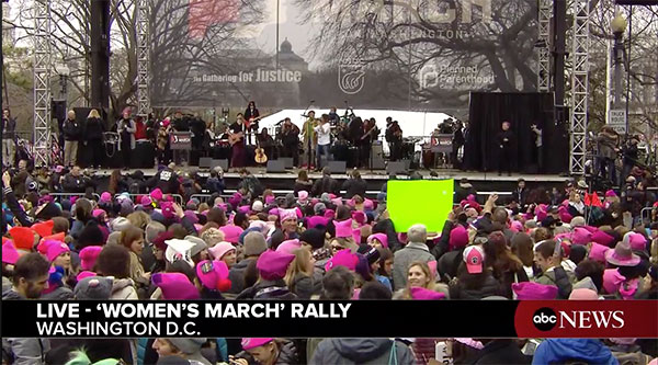 "<div class=""meta image-caption""><div class=""origin-logo origin-image none""><span>none</span></div><span class=""caption-text"">Crowds gather at a rally preceding the Women's March on Washington in Washington, D.C.</span></div>"