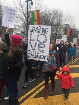 <div class='meta'><div class='origin-logo' data-origin='none'></div><span class='caption-text' data-credit=''>Participants are seen at the Women's March on Philadelphia Saturday, January 21, 2017. (WPVI)</span></div>